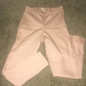 Peach H&M Slacks🔥